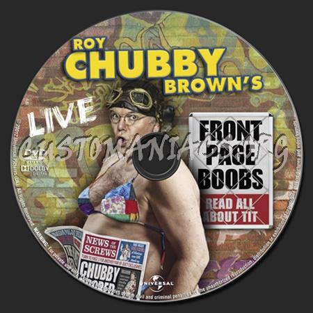 Chubby brown dirty weekend dvd 2