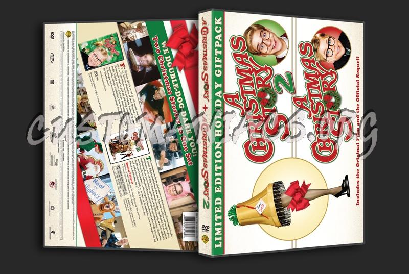 A Christmas Story Sequel.A Christmas Story A Christmas Story 2 Dvd Cover Dvd Covers