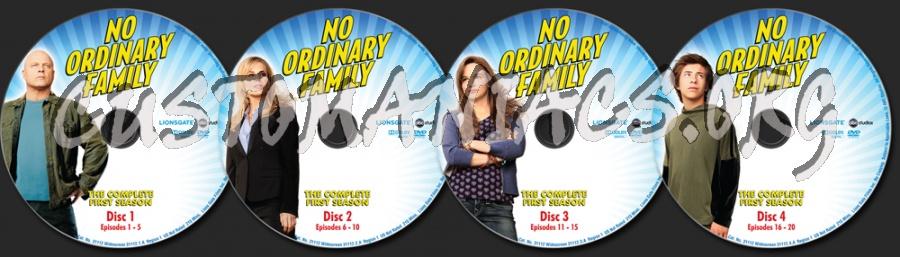 download no ordinary family complete season 1 free