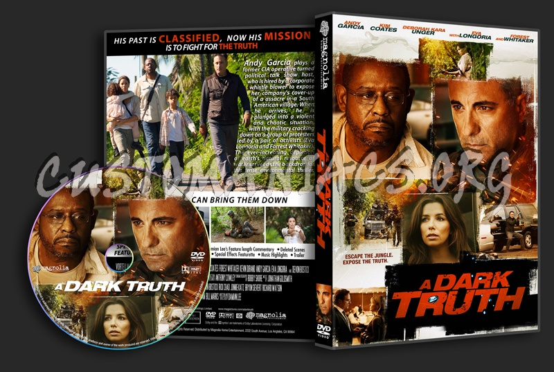 A Dark Truth dvd cover - DVD Covers & Labels by ... A Dark Truth