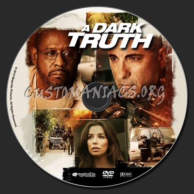 A Dark Truth dvd label - DVD Covers & Labels by ... A Dark Truth