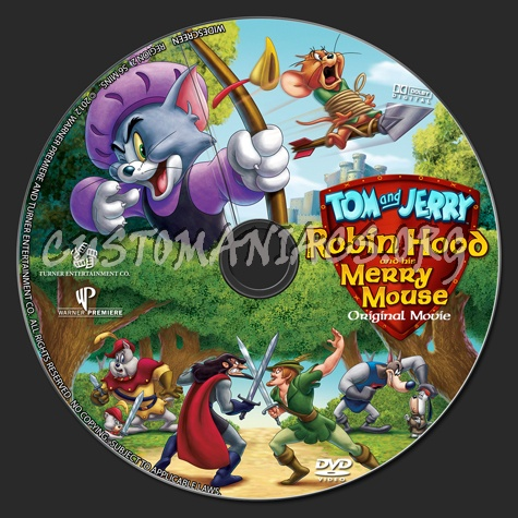 tom and jerry robin hood and his merry mouse full movie