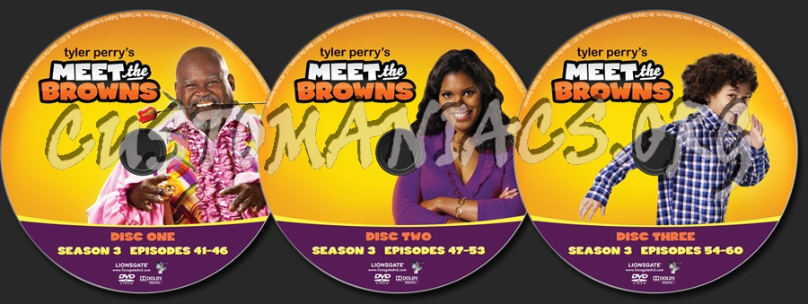 meet the browns tv show project free