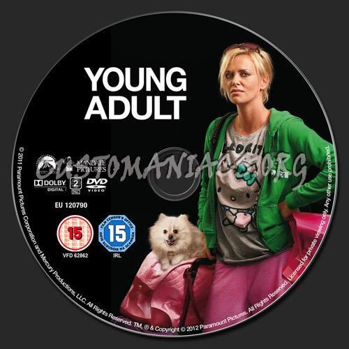 Adult Dvd Label 34