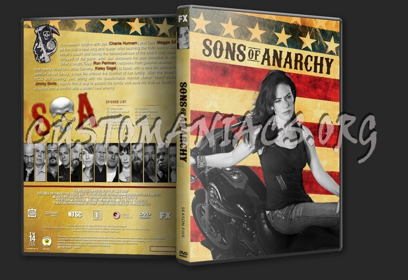Sons Of Anarchy Californication Entourage Season 5