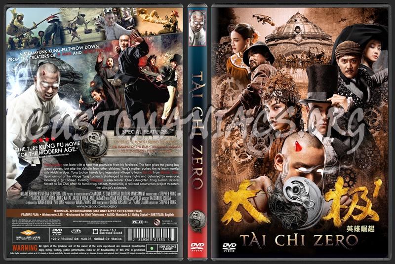 Tai Chi Zero dvd cover