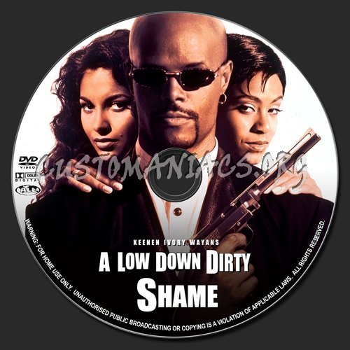 a low down dirty shame movie