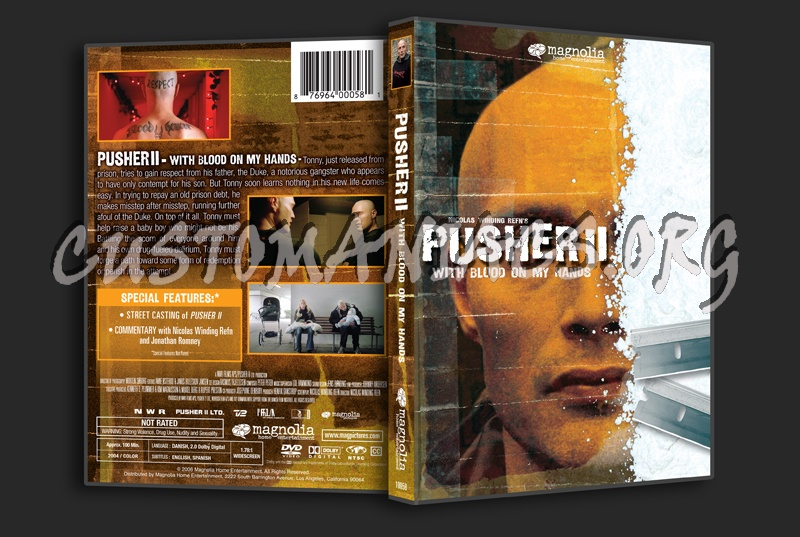 Pusher 2 dvd cover