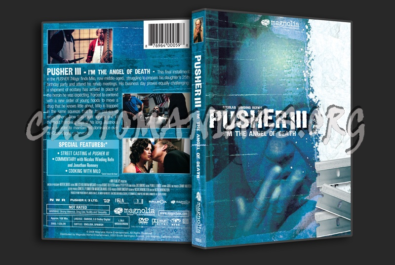 Pusher 3 dvd cover