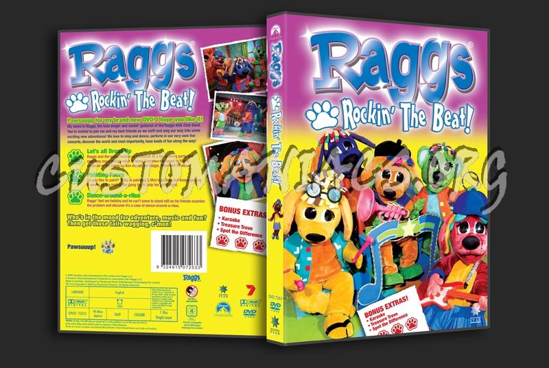Raggs Rockin' the Boat! dvd cover