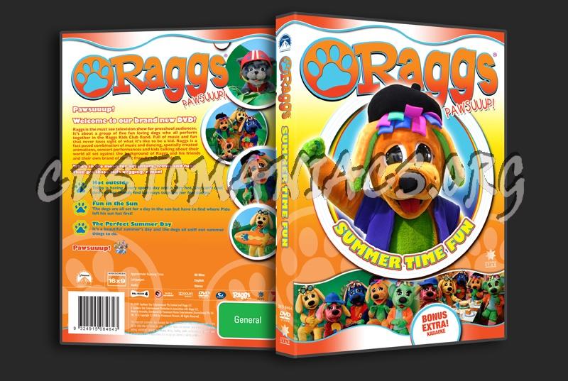 Raggs Summer Time Fun dvd cover