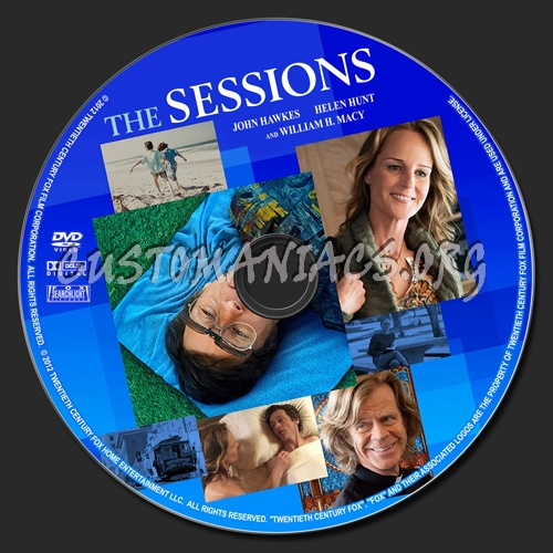 The sessions dvd
