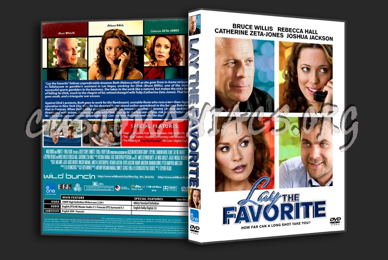 Lay The Favorite dvd cover