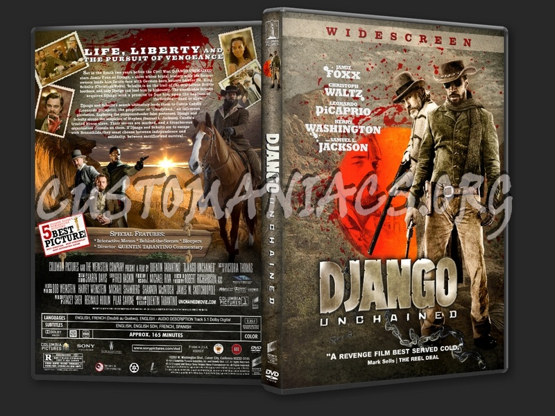 Django Dvd 2012