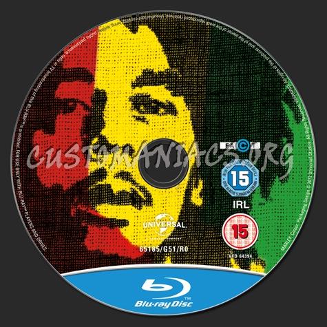 Marley blu-ray label