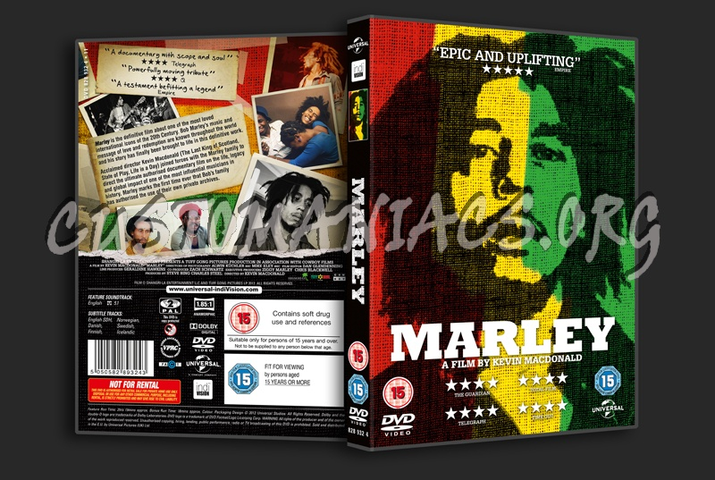 Marley dvd cover