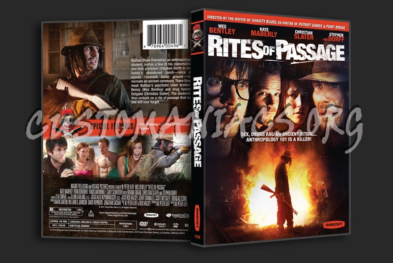 Rites of Passage dvd cover