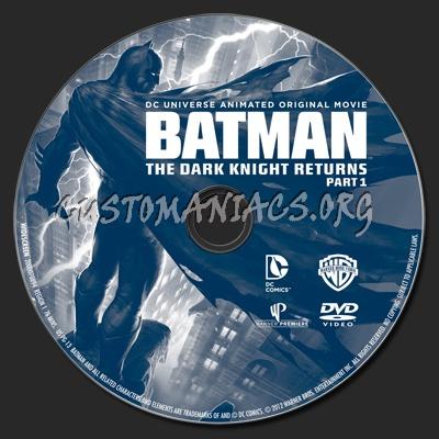 Batman: The Dark Knight Returns Part 1 | Batman Wiki | Fandom