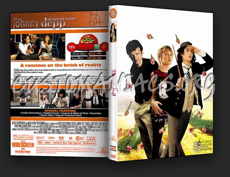 Benny & Joon dvd cover
