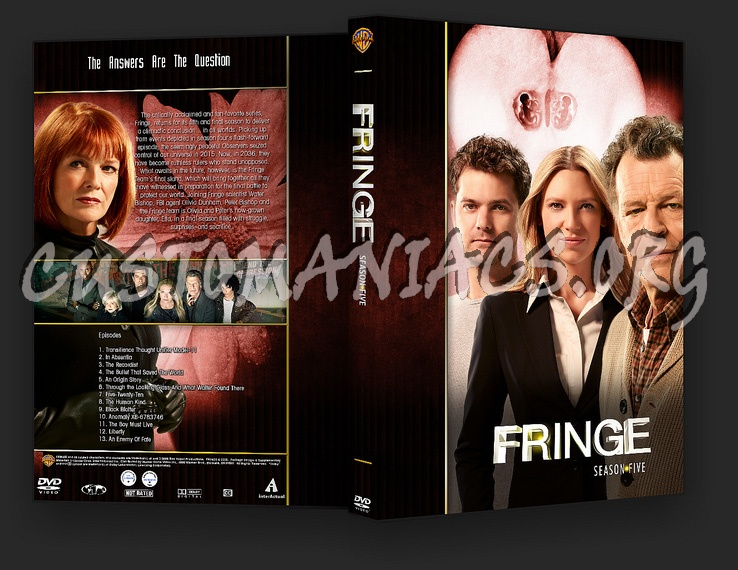 Fringe - TV Collection