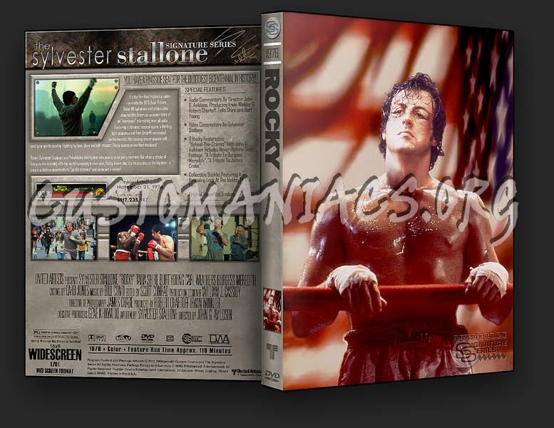 Rocky 1976 Dvd Cover