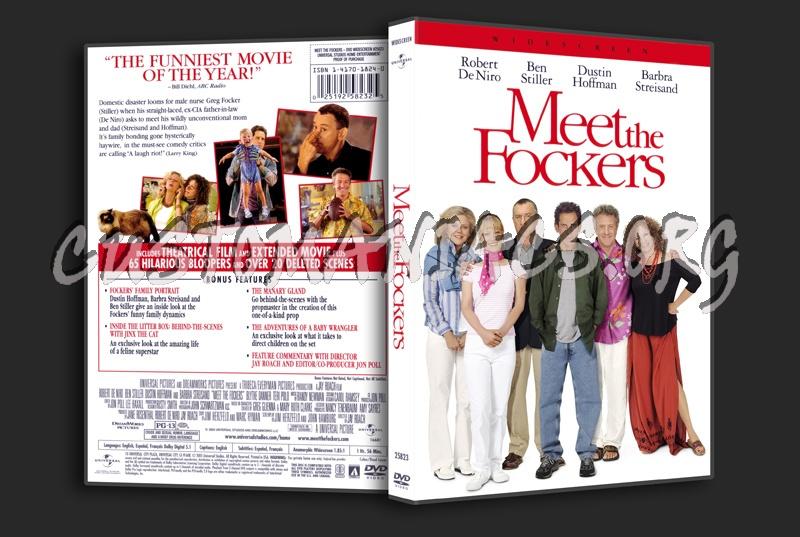 Meet the Fockers dvd cover