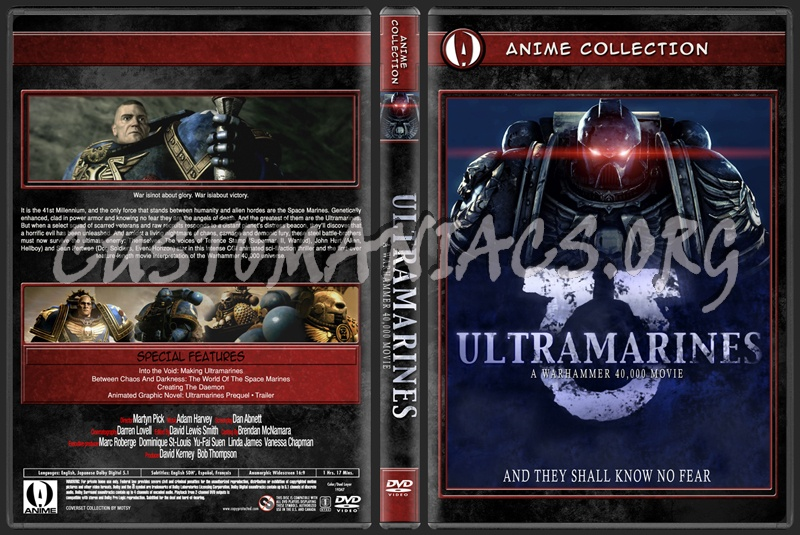 Ultramarines: a warhammer 40,000 movie into the void youtube.