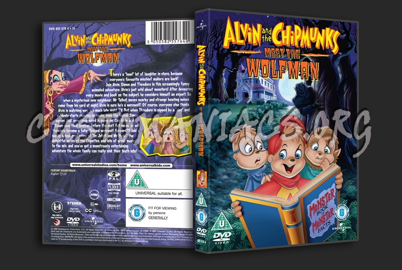 alvin and the chipmunks meet wolfman dvd ripper free