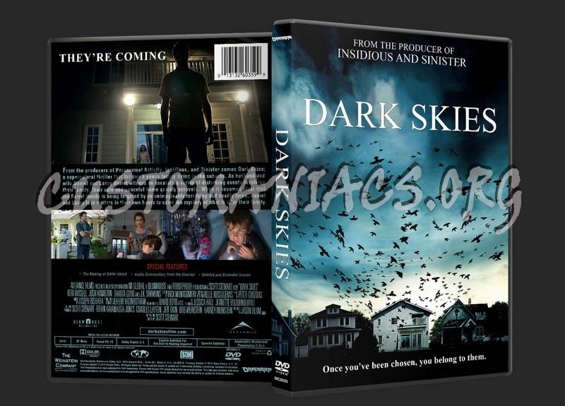 Dark Skies dvd cover