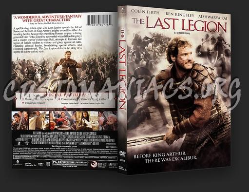 The Last Legion dvd cover