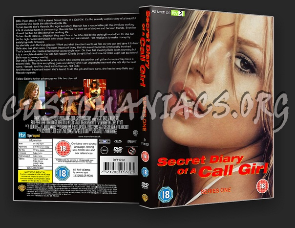 Secret Diary Of A Call Girl dvd cover