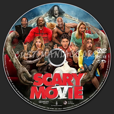 Scary Movie 5 Dvd Label Dvd Covers Labels By Customaniacs Id 191185 Free Download Highres Dvd Label