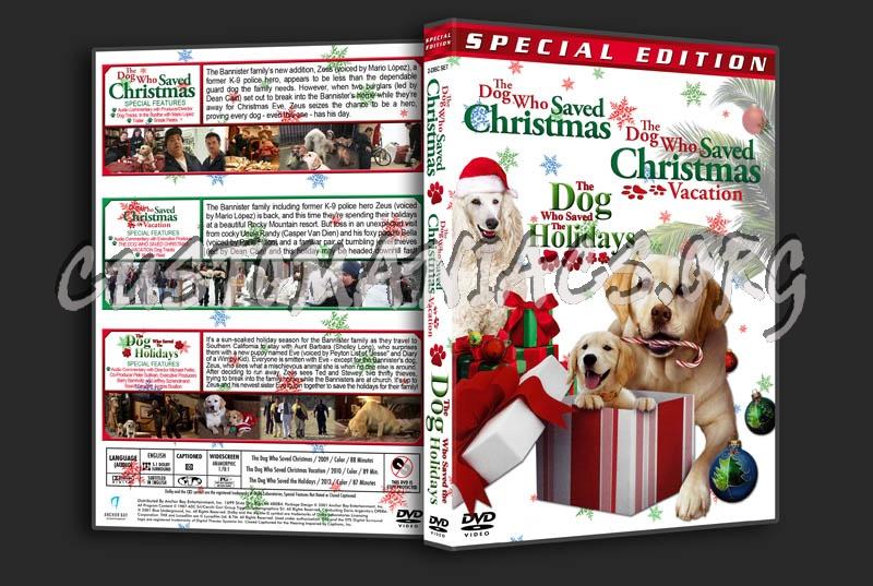 The Dog Who Saved Christmas / Vacation Holidays Triple