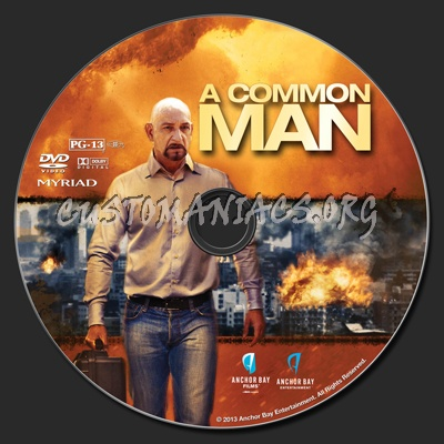 A Common Man dvd label - DVD Covers & Labels by ... A Common Man Dvd
