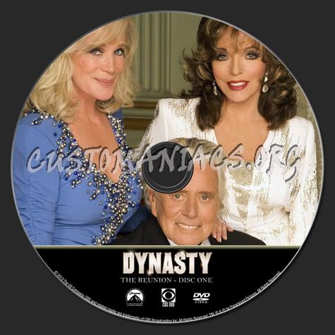 Dynasty: the reunion (tvm) kathleen beller, linda evans, robin.