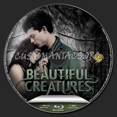 Beautiful Creatures blu-ray label