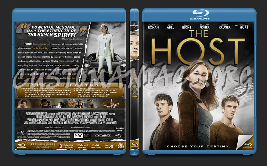 The Host blu-ray cover