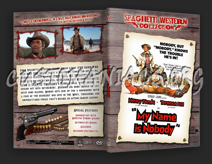 Spaghetti Western Collection - My Name Is Nobody