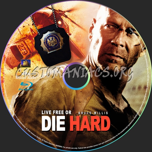 Rent Live Free or Die Hard (2007) on DVD and Blu-ray - DVD ...