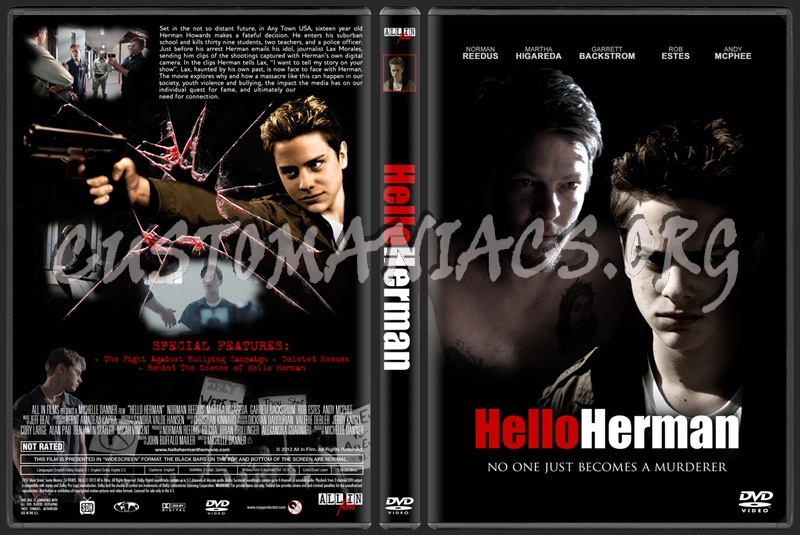 Hello Herman dvd cover