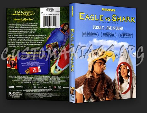 Eagle vs Shark dvd cover