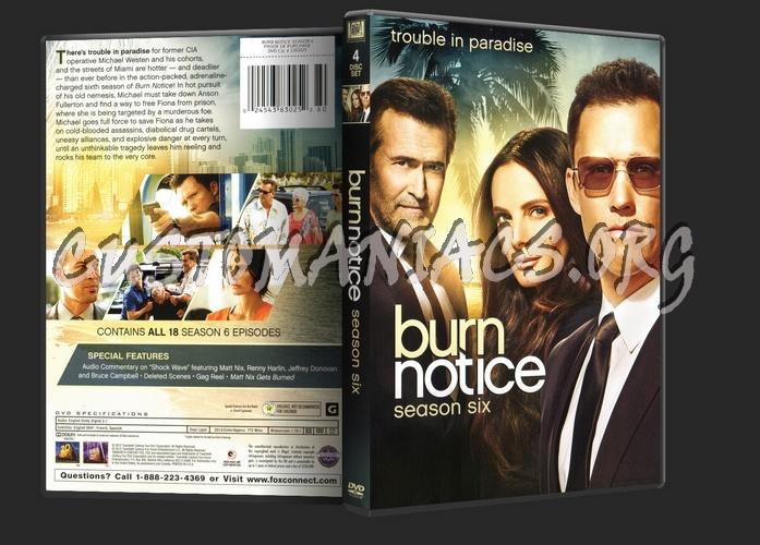 Burn notice season 5 download.