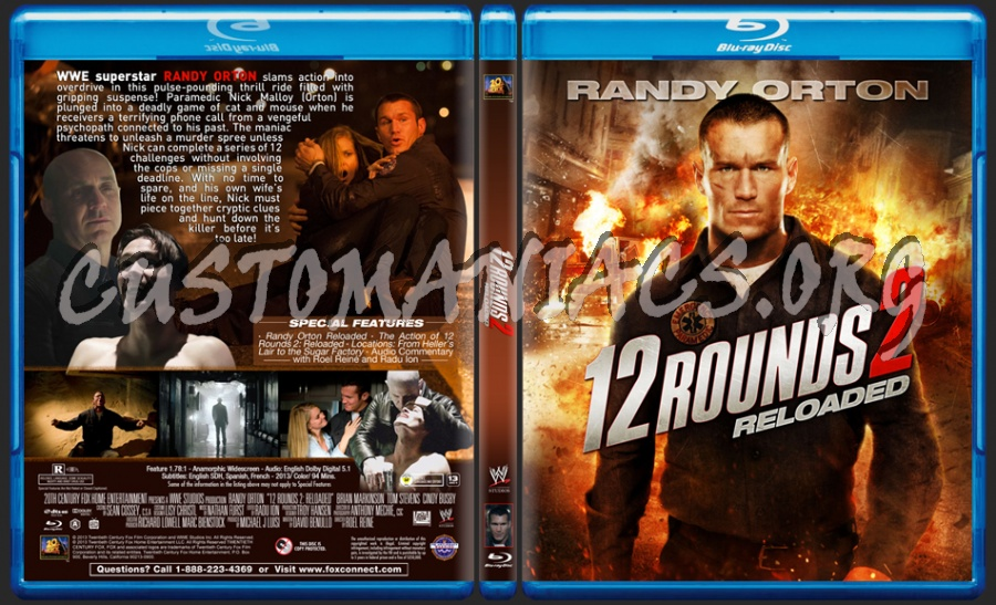 12 rounds 2 full movie free
