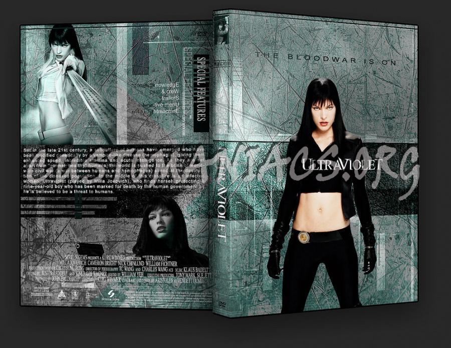 Ultraviolet dvd cover
