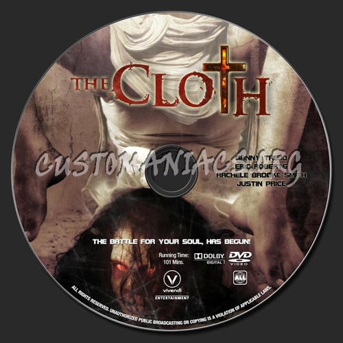 The Cloth dvd label