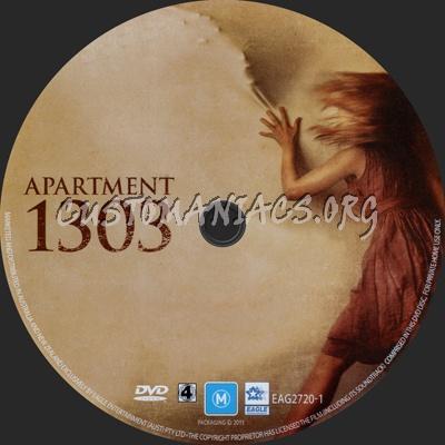 Apartment 1303 dvd label
