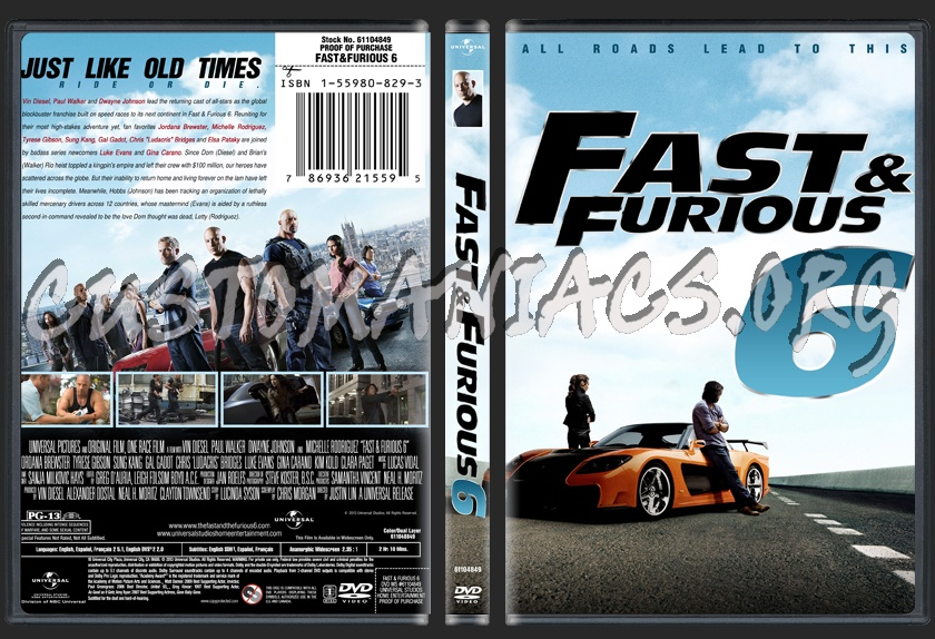 Not Fast And Furious 6 Download