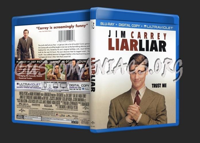 Liar Liar blu-ray cover