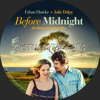 Before Midnight dvd label