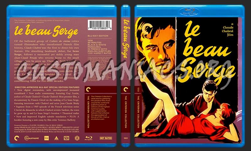 580 - Le Beau Serge blu-ray cover